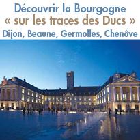 Sur les traces <br>des Ducs de Bourgogne…
