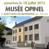 Le musée Opinel <br>fait peau neuve <br>pour cet été.