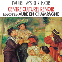 Essoyes<br>L'AUTRE PAYS DE RENOIR<br> Aube en Champagne