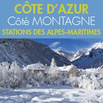 Côte d'Azur <br>terre de contraste<br>Destination Montagne
