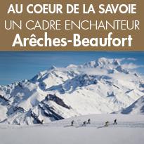 Au coeur de la Savoie<br>Arêches-Beaufort<br>destination coup de coeur