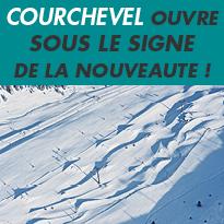 Le 10 décembre<br>l'ouverture officielle<br>de Courchevel (73)<br>Les 3 Vallées