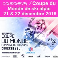 Courchevel<br>le ski<br>au sommet