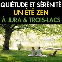 Suisse<br>Quatre lieux<br>incontournables<br>à Jura & Trois-Lacs