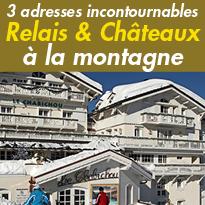 Relais & Châteaux<br>Commencer<br>l'année en beauté !