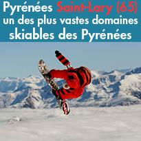 Saint-Lary (65)<br>Un village authentique<br>dans les Pyrénées