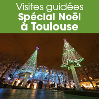 Expositions<br>festivités<br>Visites<br>Toulouse