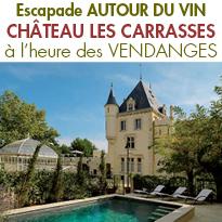 Château Les Carrasses<br> à Capestang<br>Languedoc-Roussillon