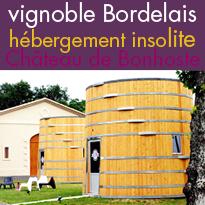 Un nid douillet<br>Insolite<br>au Château de Bonhoste<br>