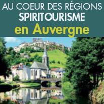 À la découverte <br>du Spiritourisme <br> en Auvergne