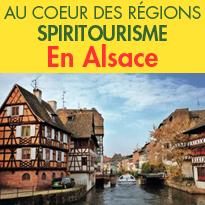À la découverte <br>du Spiritourisme <br>en Alsace