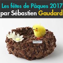 Pour Pâques<br>Sébastien Gaudard<br>nous fait retomber<br>en enfance