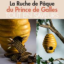 La Ruche<br>de Pâques<br>du Prince<br>de Galles<br>Paris 75008