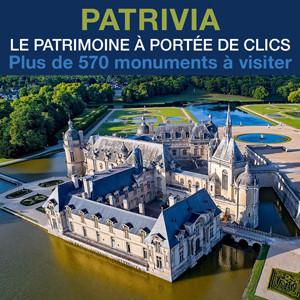 PATRIVIA :<br>LE PATRIMOINE À PORTÉE DE CLICS