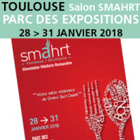 Salon<br>professionnels<br>de la Restauration<br>Toulouse
