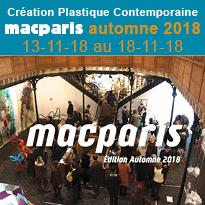 macparis<br>automne 2018<br>13-11-18<br>18-11-18