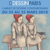 DDESSINPARIS<br>le cabinet<br>de dessins<br>contemporains