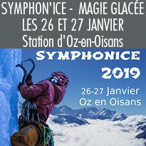 Symphon'Ice<br>le rassemblement<br>d'escalade<br>sur glace