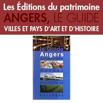 Angers, le guide <br>éditions du patrimoine