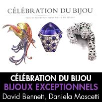 Bijoux exceptionnels<br>des XIXe et XXe siècles<br>David Bennett, Daniela Mascetti