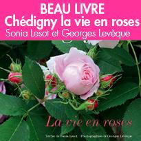 Un livre d'exception<br>pour les amateurs de roses