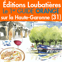 Nouveau<br>Le Guide orange<br>du tourisme durable<br>Haute-Garonne
