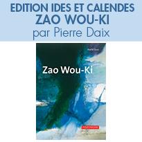 ZAO WOU-KI <br>par Pierre Daix