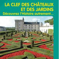 Guide La clef des châteaux et des jardins