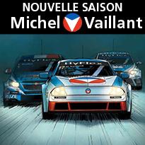 Michel Vaillant <br> La nouvelle saison