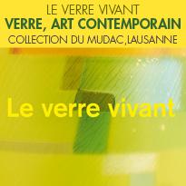 LE VERRE VIVANT<br>Edition<br>La Bibliothèque des Arts