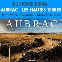 Aubrac<br>Les Hautes Terres<br>Editions Privat