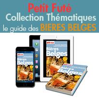 La nouvelle édition<br>BIERES BELGES<br>Petit Futé