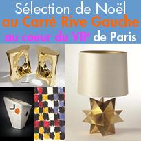PARIS VII<br>Sélection de Noël<br>au Carré Rive Gauche<br>Antiquaire et Galerie d'art