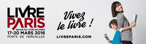 Salon du livre de paris livre paris - Invitation salon du livre ...