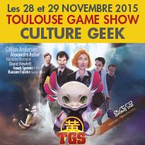 Le TGS<br>Les 28 et 29 novembre<br>à Toulouse