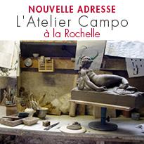 L'atelier Campo, une histoire de famille...