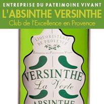 la Liquoristerie de Provence<br>Fait revivre l'Absinthe