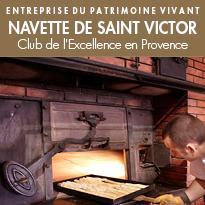 La Navette de Saint Victor <br> une tradition marseillaise<br>depuis 1781