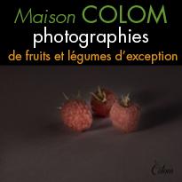 Des fruits et légumes<br>d'exception<br>pour une série de photographies<br>en référence à Caravage