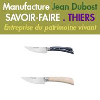 Pour les amateurs de viande <br>Le couteau<br>CHRISTIAN ETCHEBEST<br>par Jean Dubost