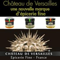 Nouveau <br>« Château de Versailles-Épicerie Fine »