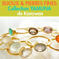 Pierres fines<br>Karawan<br>Sublime<br>Les trésors de la nature