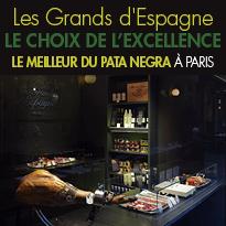 Les Grands d'Espagne<br>L'aristocratie du Pata Negra<br>à Paris
