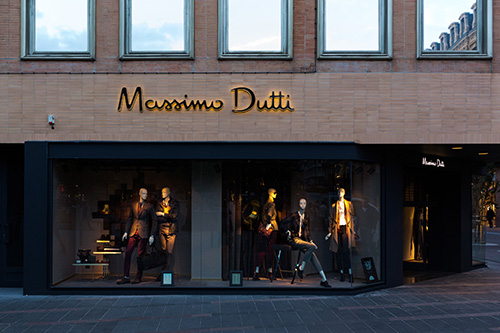 nouvelle boutique massimo dutti toulouse. Black Bedroom Furniture Sets. Home Design Ideas