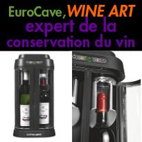 Innovation<br>Bar à vin<br>le Wine Art