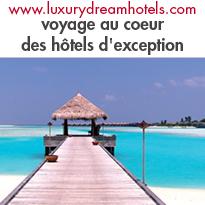 Voyage au coeur <br> des hôtels d'exception