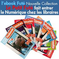 Nouveau<br>Le Petit Futé<br>collection d'ebooks futés<br>en librairies