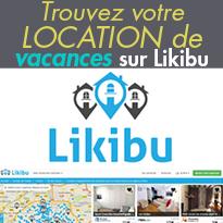 Likibu.com<br>location de vacances<br>2 000 000 locations<br> dans le monde
