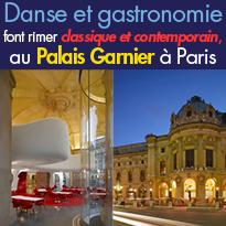 Paris<br>L'Opéra<br>lance les spectacles<br>avant dîner