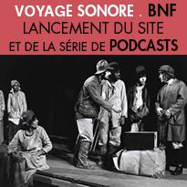 Un voyage sonore dans le théâtre français du XXesiècle